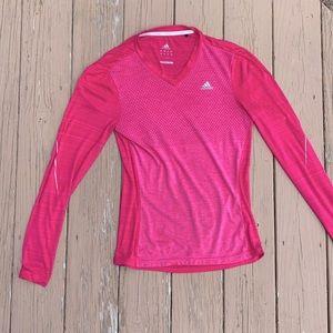 Adidas small running light weight  top